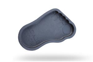 black foot Formy.sk